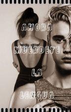 Ahora Muerdete La Lengua |Justin Bieber y tú by LilyVilches