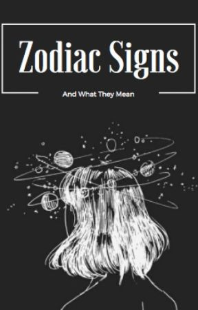 Zodiac Signs by small-moon-prince