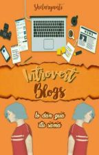 Introvert Blogs by shelaryn