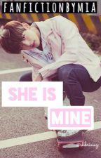 SHE IS MINE - kim taehyung by shbrinaz