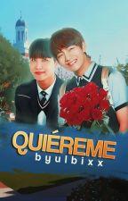 Quiéreme ; Vhope (En edición) by ByulBixx