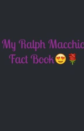 My Ralph Macchio Fact Book by eighties_geekkk
