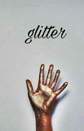 glitter by darissimo