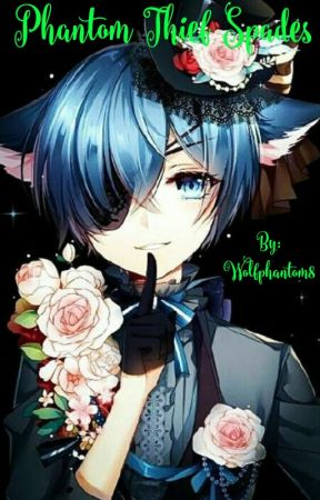 Phantom Thief Spades (Black Butler fanfic) by Wolfphantom8