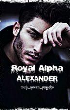 Royal Alpha Alexander by mah_queen_psycho