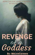 Revenge Of A Goddess  by MsLeaCarmen