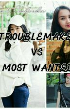 4 TROUBLEMAKER VS 4 MOST WANTED by CindiAolia