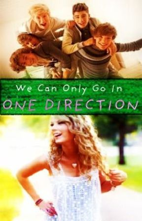 We can only go in One Direction (One Direction fan fiction) by ColourMyWorldxx