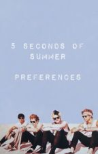 5 Seconds Of Summer Preferences by Kezabel