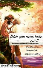 Wish you were here cz. II by LoveAliceBook
