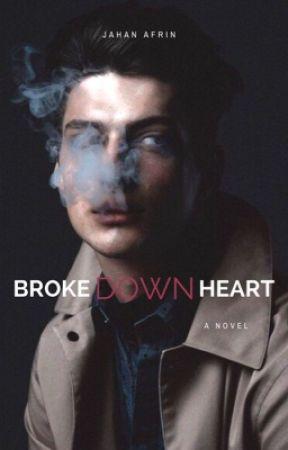 Broke down heart by iineedamiraclee
