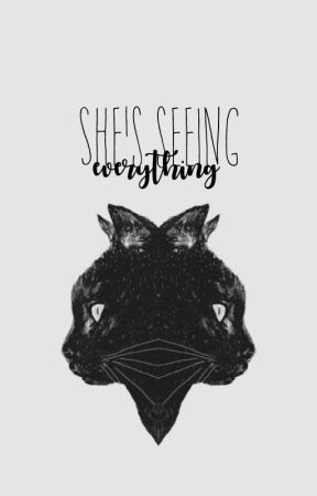 She's Seeing Everything by catharine-