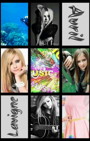 Avril Lavigne by -SupernaturalSquad-