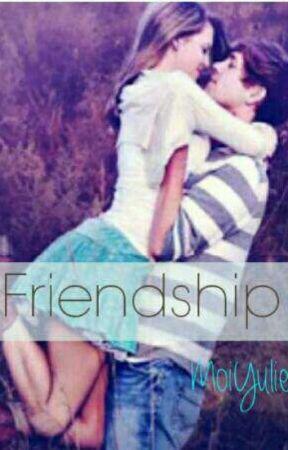 Friendship (Series 3 The Hottest Teacher)  by kireinaaa