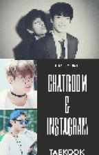 Chatroom & Instagram [Vkook/Taekook] by fitaekookie