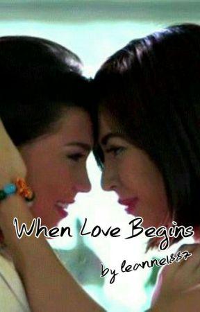 When Love Begins by leanne1887