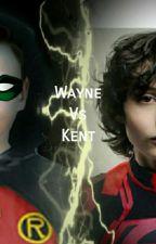 Kent vs Wayne Damian vs Jon × ti by AngieJoker