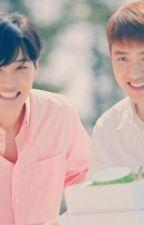 Not Be Lost Love by TwentyFour_Kai