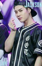Jackson Wang by naughty_cute_boyz