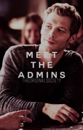 Meet The Admins {OPEN} by TheOriginalSociety