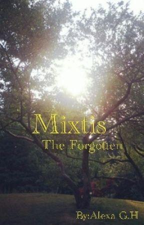Mixtis: The Forgotten by Zuri-Zuka