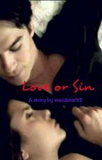 Love or Sin by wanderer93