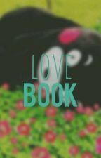 love book  by cutebxngtxn