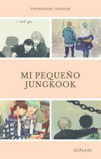 Mi pequeño Jungkook. [Sukook] by AllPanda