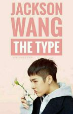 Jackson Wang the type [🌸]  by BlinxStar
