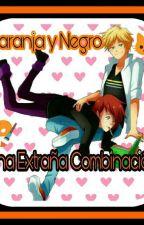 Naranja Y Negro. Una Extraña Combinación 🐱💖🎨 by Despicable_Error