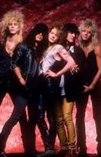 Guns N' Roses Short Imagines  by bloodied80s
