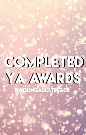 Completed YA Books Awards by youngadultreads