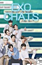 Exo Chats  by SoyOhSehunR