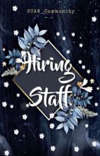 Now Hiring by Promote_Your_Stories
