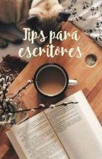 Tips para escritores by iaritajimenez