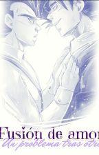 Fusión De Amor [GokuXVegeta Yaoi] by Martita7u7