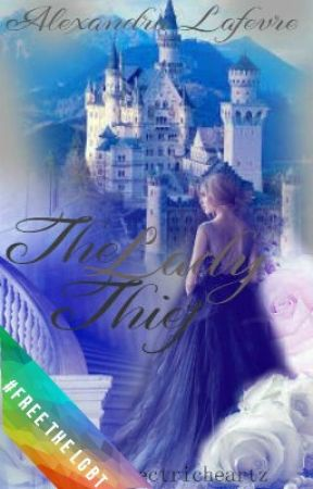Alexandra Lafevre: The Lady Thief by Electricheartz
