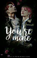 You're Mine × Texting × {Taekook} HIATUS  by _leesoomin_