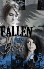 Fallen for You [On Hold] by Kshixey