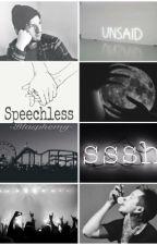 .SPEECHLESS. by -Blasphemy-