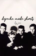 Depeche Mode Shorts by forebs