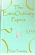 The ExtraOrdinary Papers [On Hold] by StarSwede13