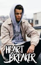 Heartbreaker ↠  「Cheryl Blossom  」  by timsburtons