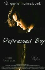 · Depressed boy· - Larry by vcybk_