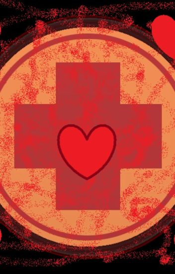 the vampire's amulet (Vampire! medic x oc)