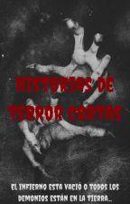 Historias de Terror Cortas by Kitsunnie