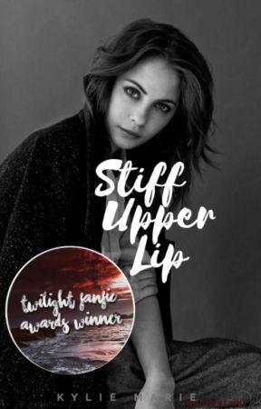 Stiff Upper Lip   Jasper Hale by ActuallyKai