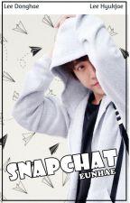 Snapchat 👉 EunHae (Super Junior) by AileenGaem