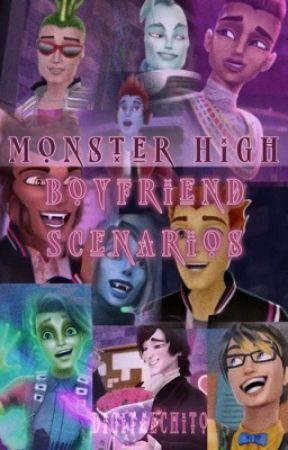 Monster High Boyfriend Scenarios  by DigitalChito