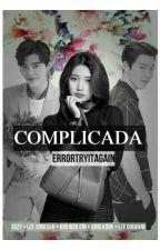 COMPLICADA {Suzy, Jungkook, Woo Bin, Jung Suk} by Errortryitagain